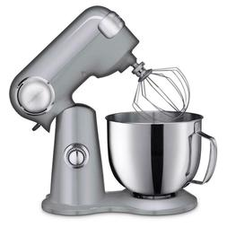 Cuisinart Stand Mixer 5.5 Qt. 12-Speed Brushed Chrome stainl