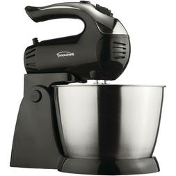 Stand Mixer 5 Speed 3 Qt. Stainless Steel Bowl Antislip Feet