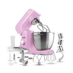 Sencor Stand Mixer 500-Watt 8-Speed 4.75 Quart Detachable St