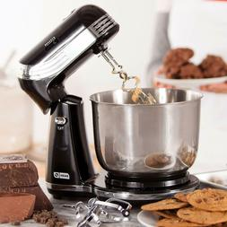 Dash Stand Mixer Electric Mixer for Everyday Use: 6 Speed St