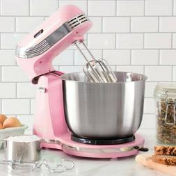Dash Stand Mixer : 6 Speed Stand Mixer - New