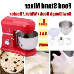 Stand Mixer Kitchen Electric Mixing Machine for Household +S