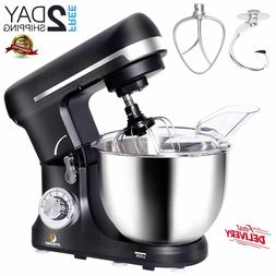 Stand Mixer,Posame Dough Mixer Cake/Bread Kneading Machine,P