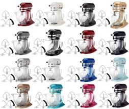 stand mixer ksm154gb 5 qt w glass