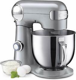Stand Mixer Powerful 12 Speed 5.5 Qt Bowl Whisk Kitchen Tilt