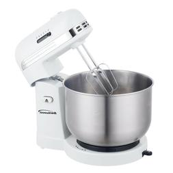 Stand Mixer Stainless Steel Bowl Dough Hooks Beaters 250w 5