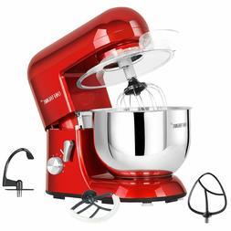 Stand Mixer Tilt-head CHEFTRONIC 5.5qt Stainless Bowl 4 Atta
