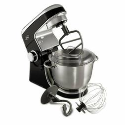 stand mixer with stainless steel bowl electric