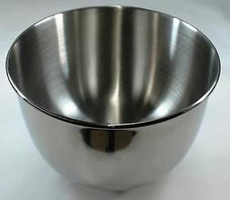 sunbeam mixmaster stainless steel small mixer bowl