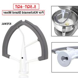 Tilt-Head Flex Edge Beater Fit KitchenAid 5.5 to 6 Quart Bow
