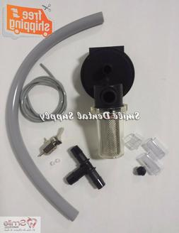 DCI Vacuum Alternative Drain Kit Assembly for Dental Cuspido