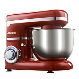 DOLPHINEGG Versatile Stand Mixer 1200W 4L Stainless Steel Bo