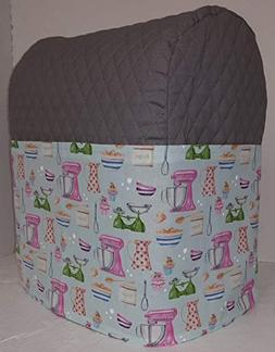 Vintage Kitchen Cover Compatible for Kitchenaid Stand Mixer