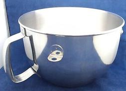 W10245251 -  6QT Stainless Steel Bowl for KitchenAid Stand M