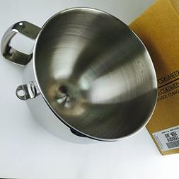 W10245251 Genuine KitchenAid Stand Mixer 6-Quart SS Bowl KN2
