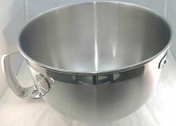 W10245586 - KitchenAid 6 Quart Stand Mixer Stainless Steel B