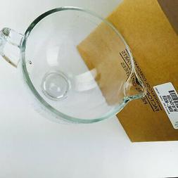 wpw10154769 5 qt glass mixer bowl fits
