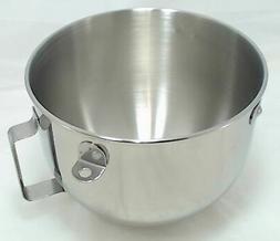 Mixer 5 QT S.S. Bowl w/handle KN25PBH, AP3968485, 9707678, W